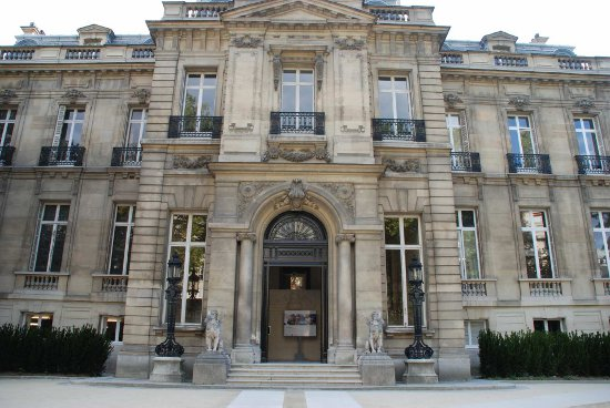 hotel salomon de Rothschild à Paris